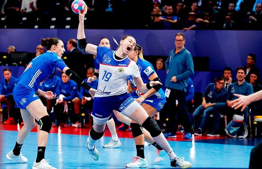 Чемпионат Европы по гандболу выиграла женская сборная Франции