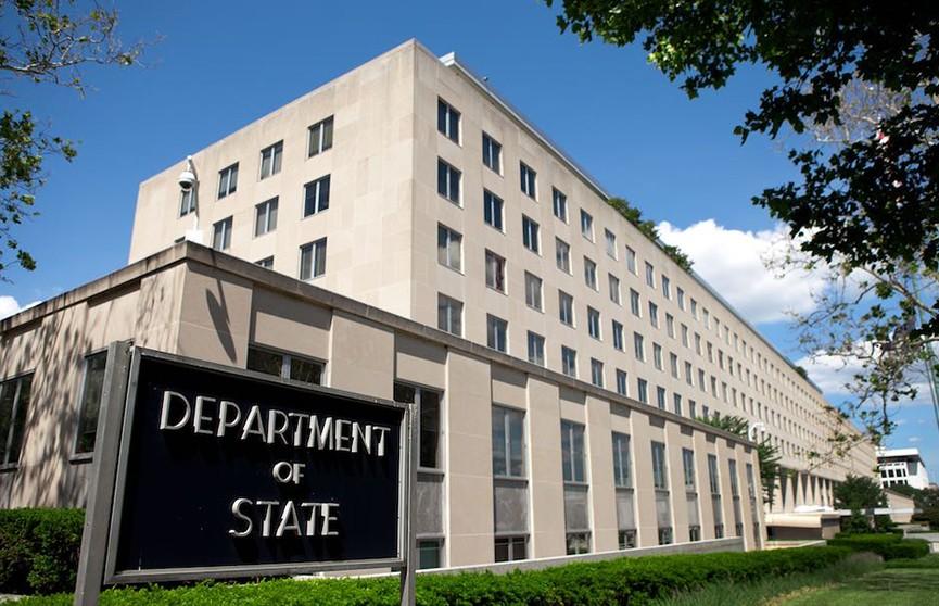 Госдеп США ввёл санкции против департамента вооружений Центрального Военного совета Китая