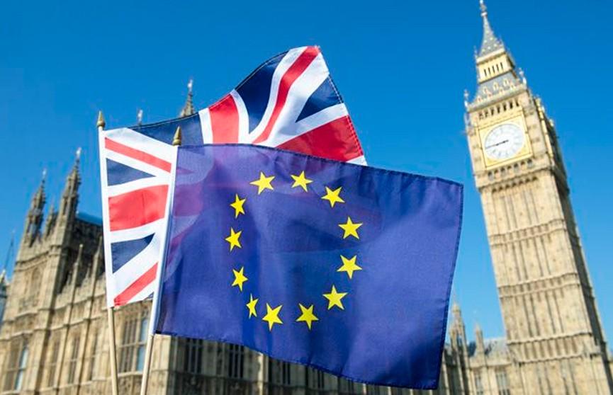 Британский парламент проголосовал против соглашения с Евросоюзом по Brexit