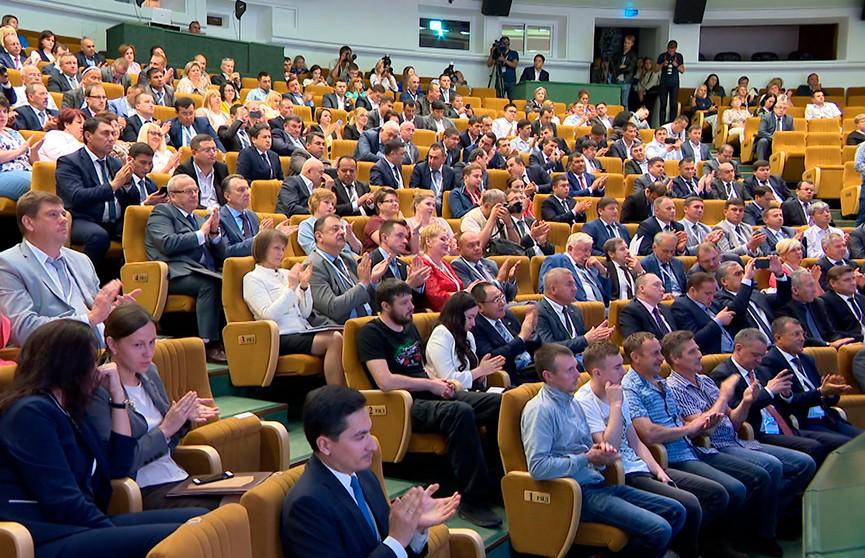 I Форум регионов Беларуси и Узбекистана: подписан пакет экономических документов