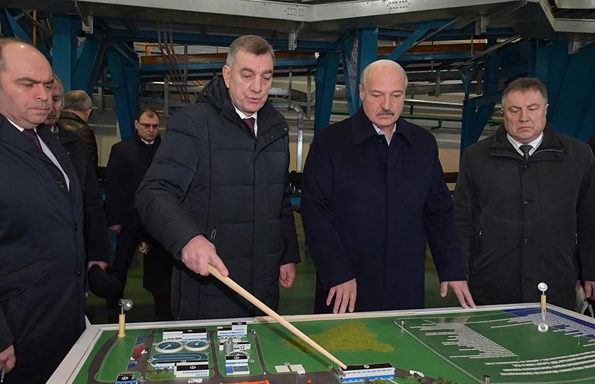 Лукашенко подписал указ о реализации инвестпроекта на Добрушской бумажной фабрике