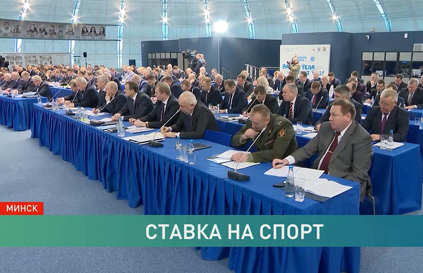 Александр Лукашенко сравнил развитие городов со спортом: если ты медленнее, значит отстанешь