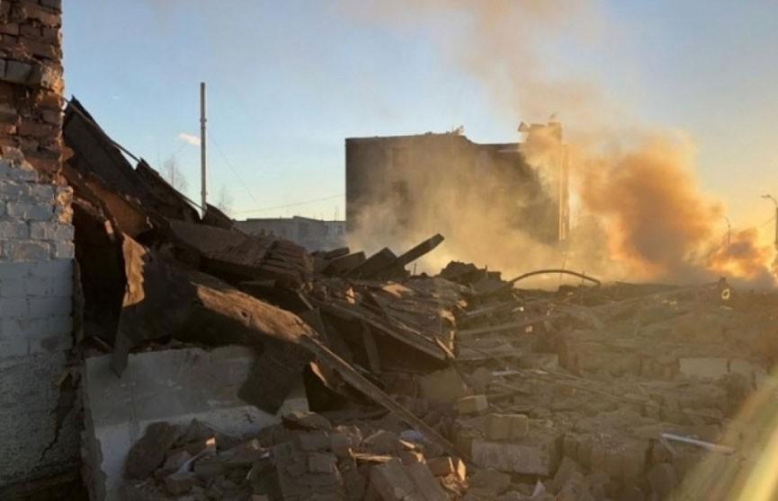 Белорус погиб при взрыве на пиротехническом заводе  в Гатчине