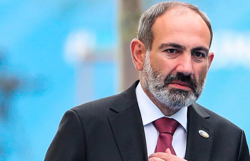 Парламент Армении не избрал Никола Пашиняна премьер-министром