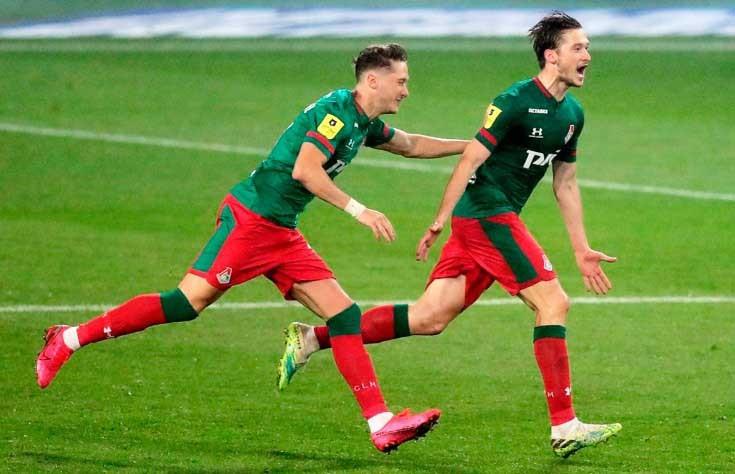 «Локомотив» сыграет с «Баварией» в Москве во втором туре Лиги чемпионов
