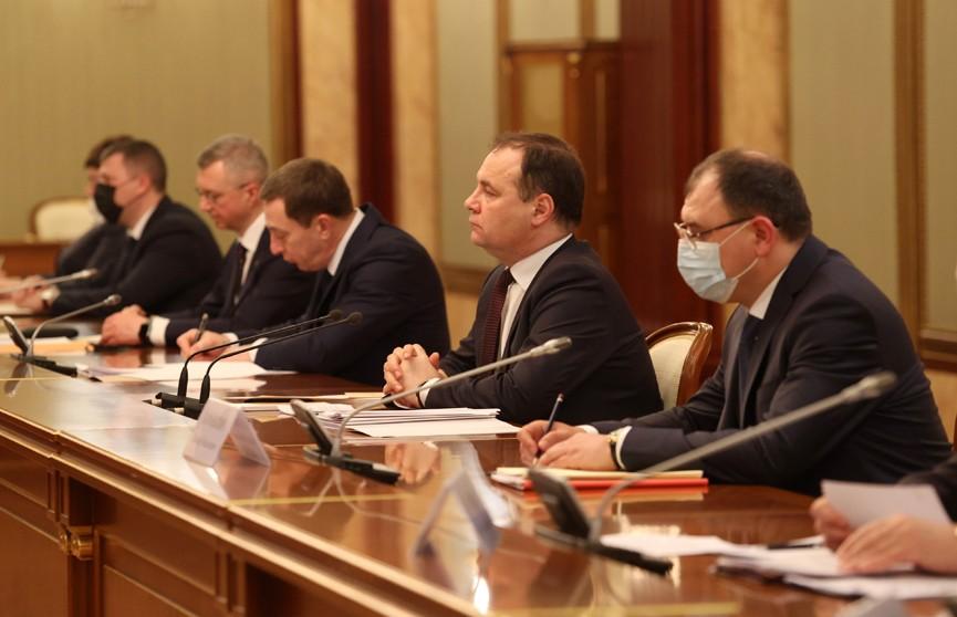 Беларусь и Россия намерены подписать соглашение о перевалке белорусских грузов через российские порты