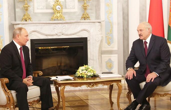 Состоялся телефонный разговор Лукашенко и Путина
