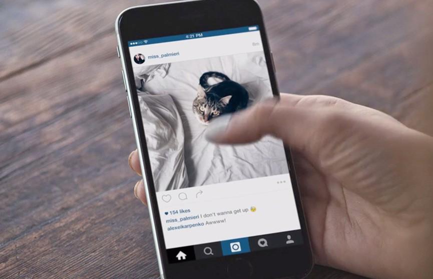 Новый способ просмотра ленты фотографий появился в Instagram