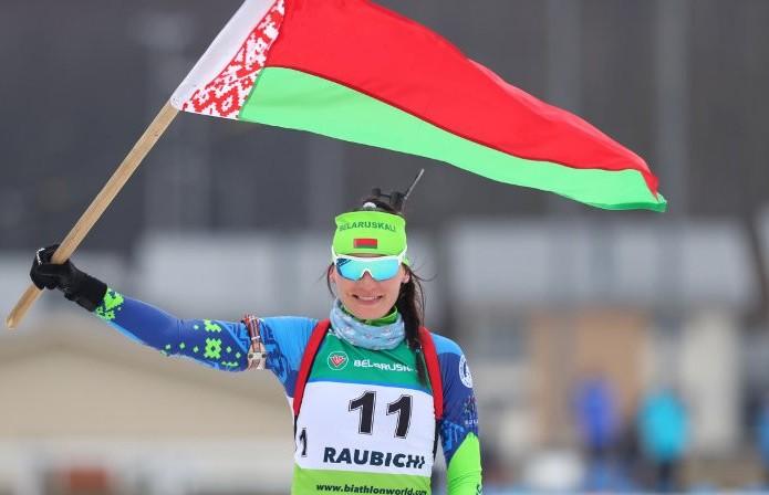 Сборная Беларуси по биатлону завоевала первое место в медальном зачёте чемпионата Европы в «Раубичах»