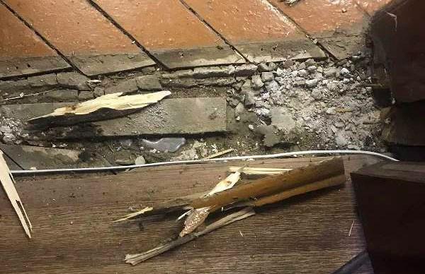 В Витебске во время ремонта на предприятии нашли ртуть