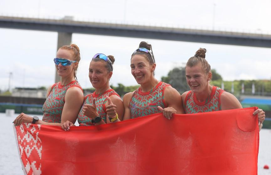Белорусские спортсмены поднялись на пьедестал в Токио еще в двух видах спорта