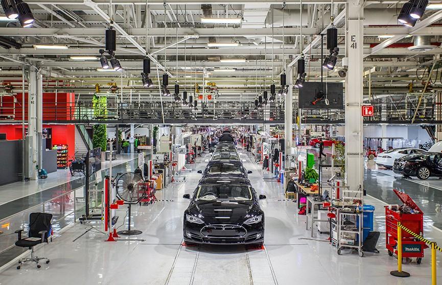 Первый в Европе завод Tesla появится под Берлином