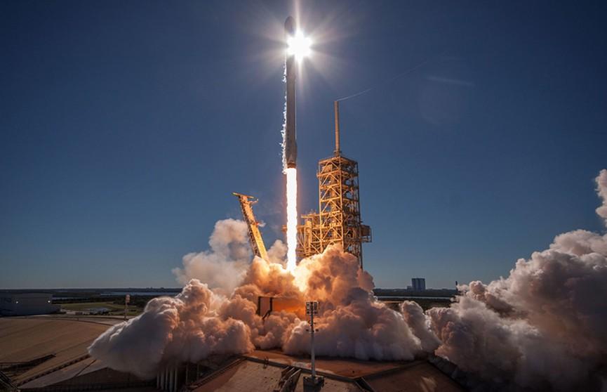 SpaceX установила рекорд по количеству запуска ракет