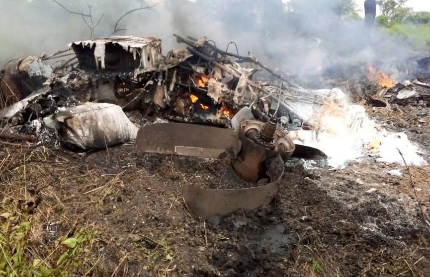 17 человек погибли в результате крушения самолета в Южном Судане