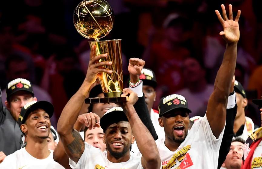 «Торонто» впервые в истории стал чемпионом НБА