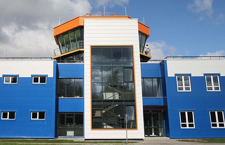 Аэродром Орша готовится к приёму воздушных судов