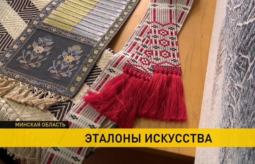 Союз художников каталогизирует коллекции эталонов произведений ткачества и керамики: это более 500 уникальных арт-объектов