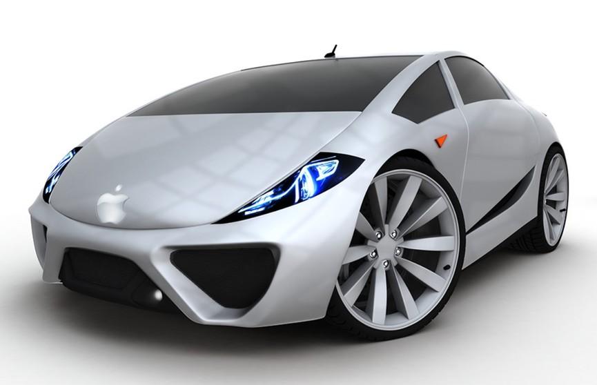 Apple создаст электрокар на платформе Hyundai