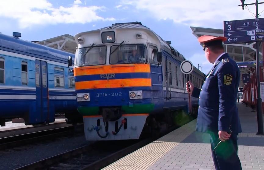 Белорусская железная дорога проводит акцию: детей и родителей будут информировать о правилах поведения вблизи путей
