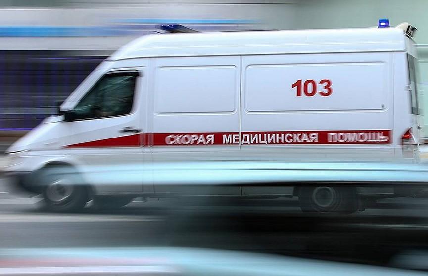Микроавтобус врезался в КамАЗ в Крыму – погибли девять человек
