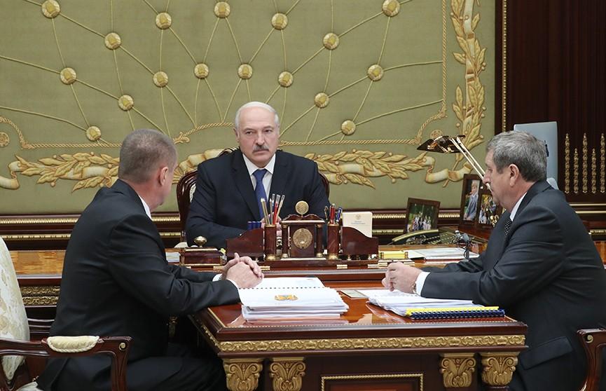 Лукашенко: Если сегодня область получит какую-либо финансовую помощь, спрос за отдачу – будет уже завтра