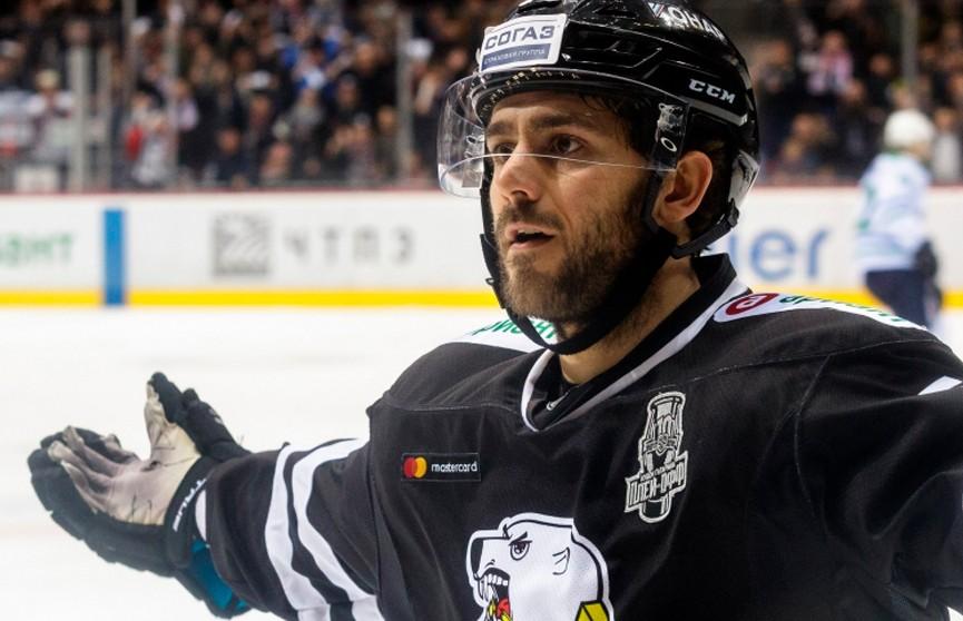 Ник Бэйлен сыграет за сборную Беларуси на ЧМ по хоккею в первом дивизионе