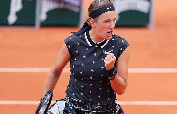 Виктория Азаренко прошла в четвертьфинал US Open
