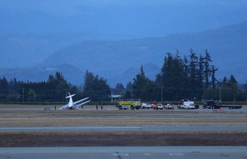Авиашоу в Канаде закончилось аварией, есть пострадавшие
