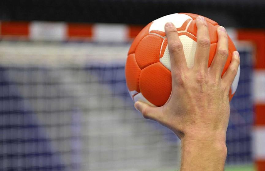 Стали известны победители очередного тура чемпионата Беларуси по гандболу