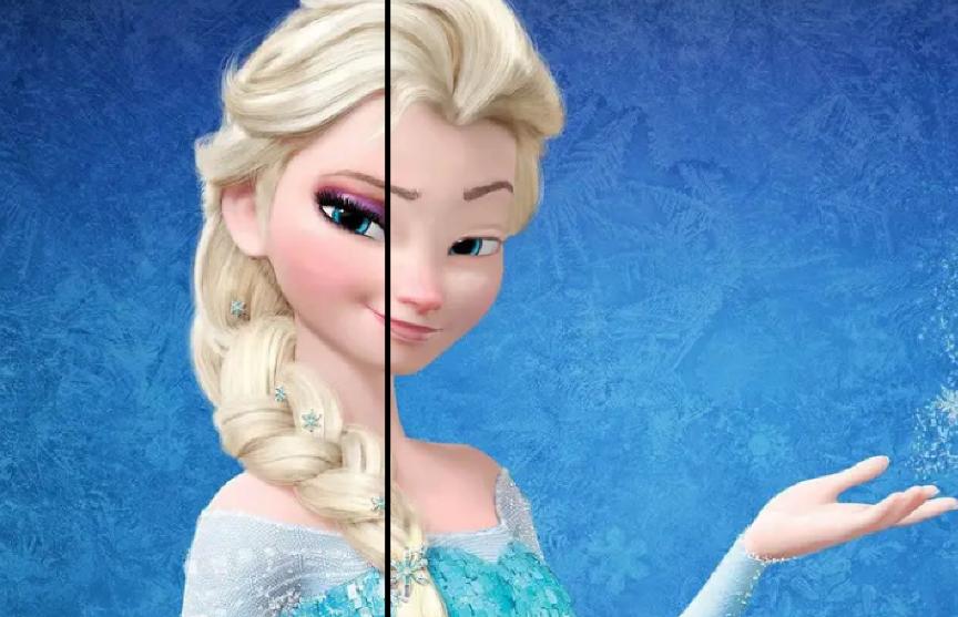 Нас к такому не готовили: как принцессы Disney выглядят без макияжа?