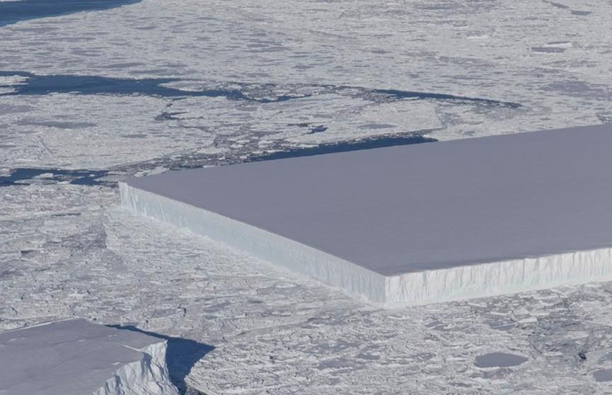 Учёные обнаружили айсберг перфекциониста