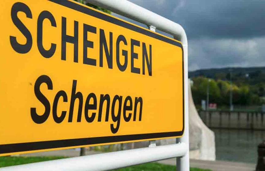 Австрия ввела временный контроль на границе