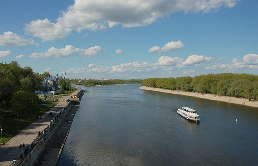 Водолаз погиб в реке Сож в Гомеле