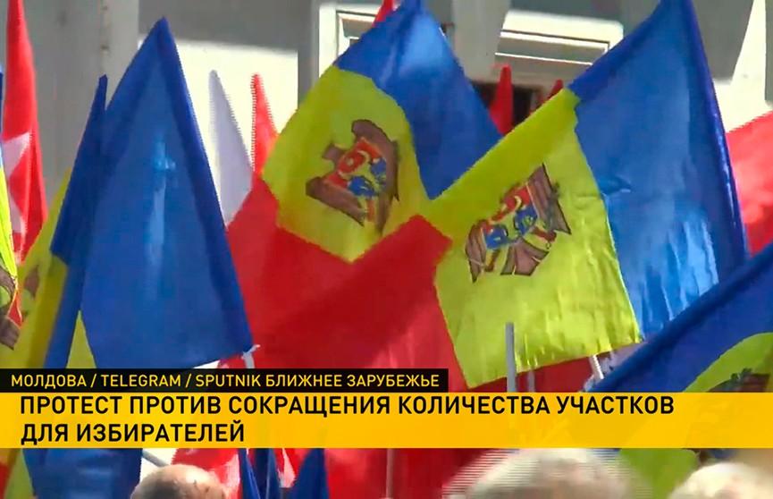 Игорь Додон обвинил Запад в попытках вмешательства в предвыборную кампанию в Молдове