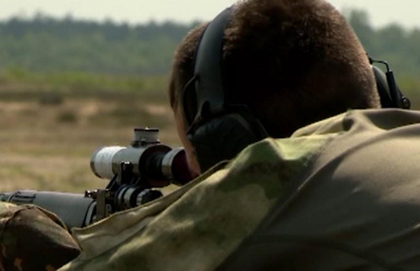 «Снайперский рубеж-2018»: белорусские стрелки вошли в топ-10