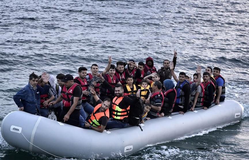 Мигранты штурмуют Кипр