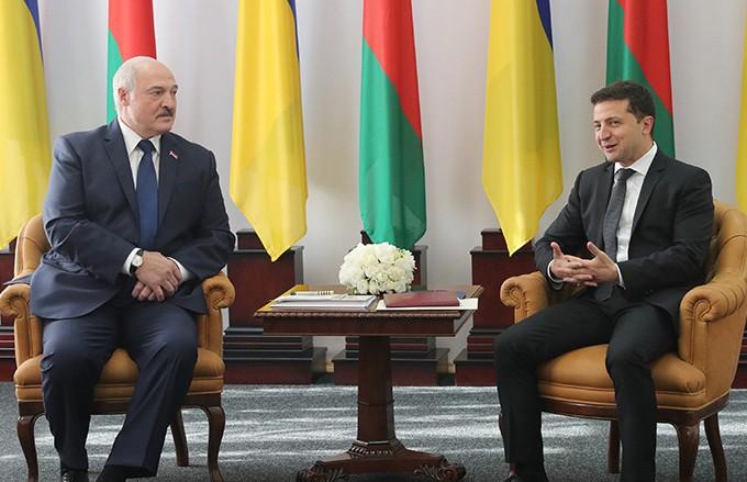 Состоялся телефонный разговор Александра Лукашенко с Владимиром Зеленским