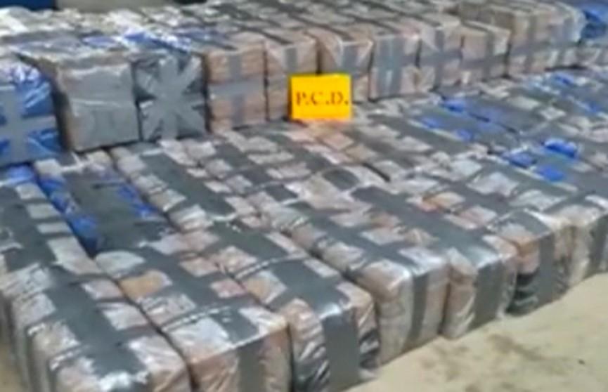 Судно с двумя тоннами кокаина задержали у берегов Коста-Рики