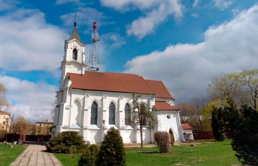 Золотогорский фестиваль Святого Роха пройдёт на территории костёла Пресвятой Троицы