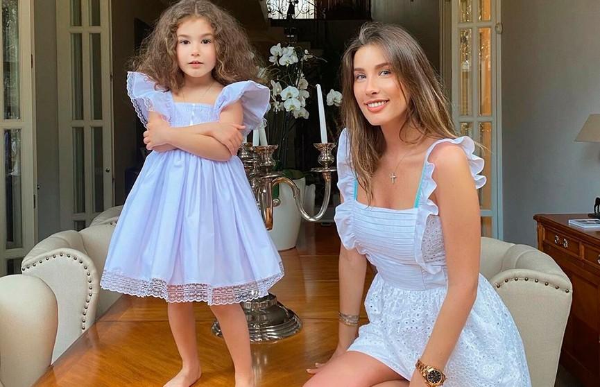 Дочь Кети Топурии очаровала фанатов