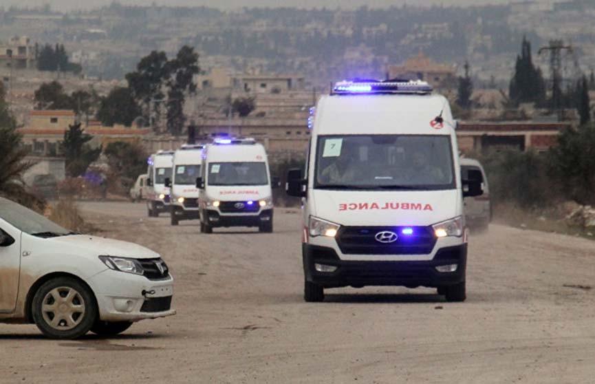 Крупный теракт в Сирии унёс жизни 50 человек