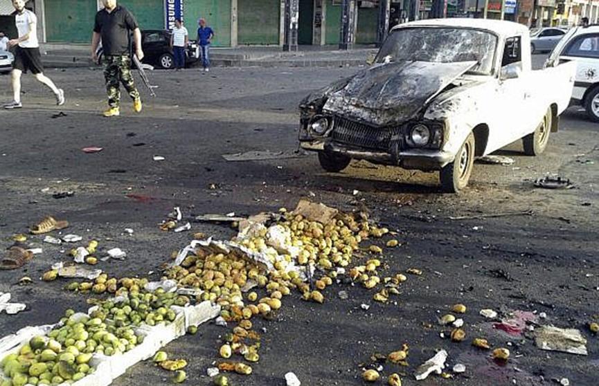Число жертв серии терактов в Сирии вновь возросло до 221