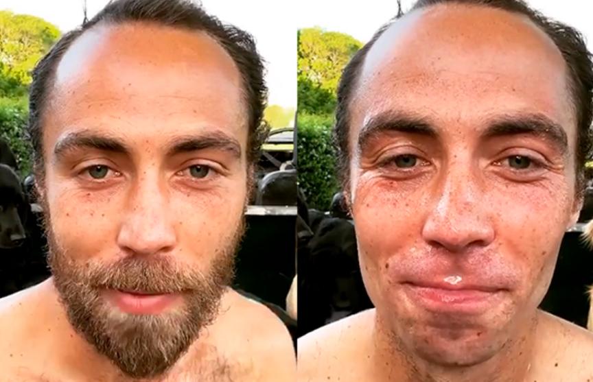 Ради невесты: брат Кейт Миддлтон сбрил бороду впервые за 7 лет