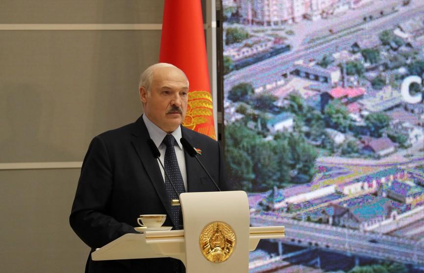 Лукашенко: Народ не потерпит коррупционных проявлений и появления олигархата в нашей стране