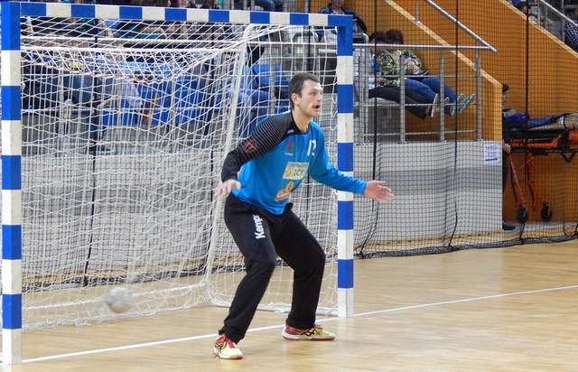 Иван Мороз признан лучшим игроком 10-го тура гандбольной Лиги чемпионов