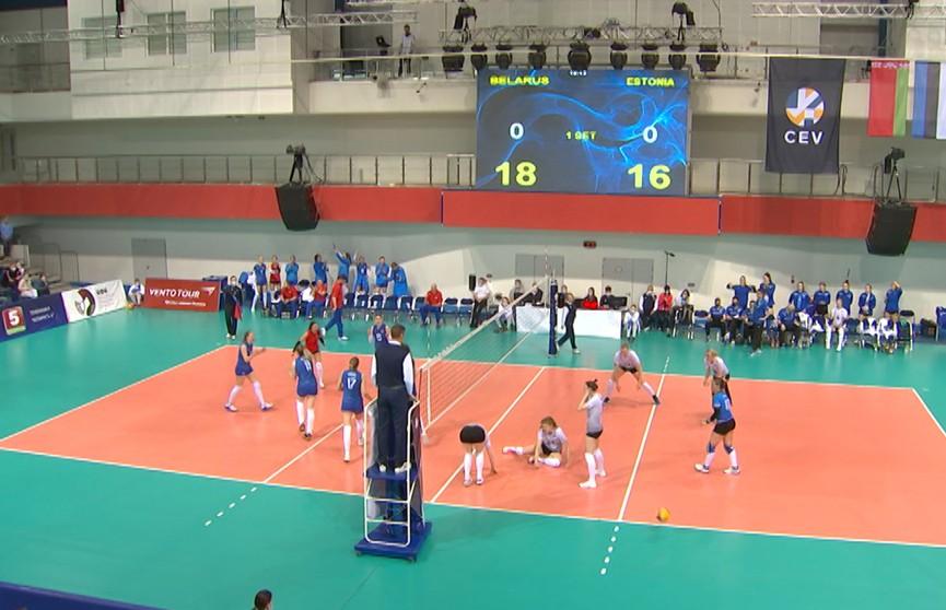 Стали известны результаты жеребьевки группового раунда финала чемпионата Европы по волейболу