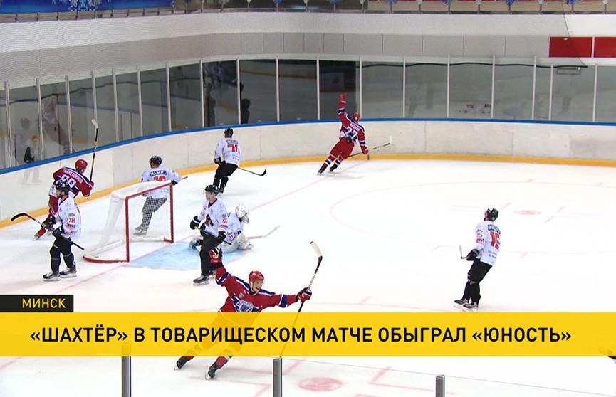 Белорусские хоккейные клубы готовятся к новому сезону