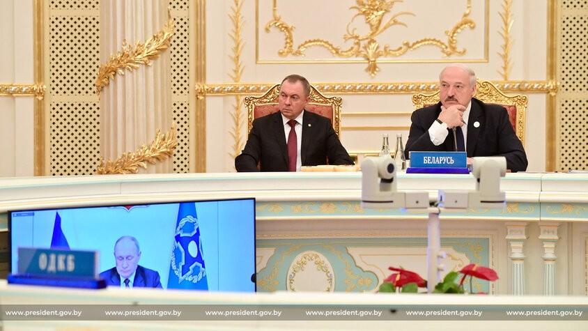 Лукашенко: Мы проводим свои учения там, где мы расположены, а американцы приехали в Украину. От кого они там обороняются?