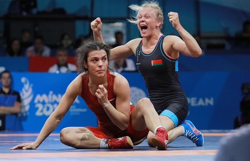 Беларусь завоевала 69 наград и заняла второе место в медальном зачёте на II Европейских играх