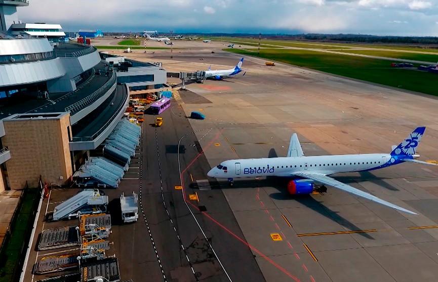С 18 сентября «Белавиа» начнет выполнять чартерные рейсы на египетский курорт Марса-Алам
